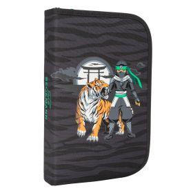 Pennal Ninja Tiger Ettlags Med Innhold Beckmann