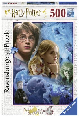 Puslespill 500 Harry Potter Ravensburger