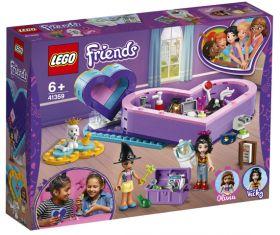 Lego Vennskapspakke Med Hjertebokser 41359