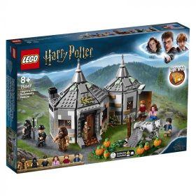Lego Gygrids Hytte: Bukknebbs Flukt 75947