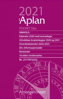 Årsett 2021 Aplan Pocket Uke