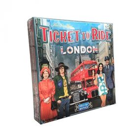 Spill Ticket To Ride - London