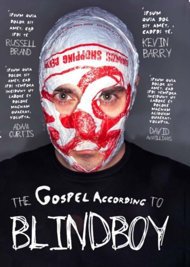 The Gospel According to Blindboy
