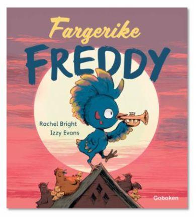 Fargerike Freddy