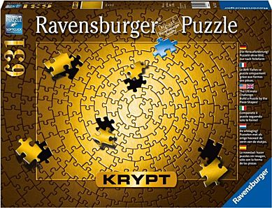 Puslespill 631 Krypt Guld Ravensburger