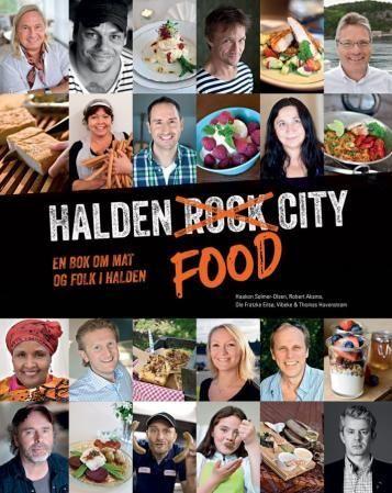 Halden food city