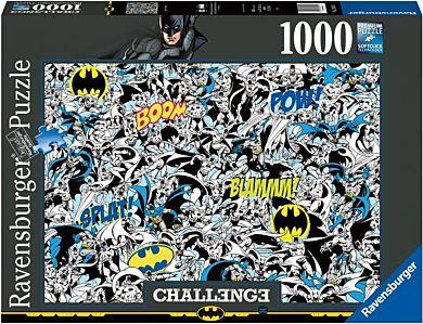 Puslespill 1000 Batman Utfordring Ravensburger