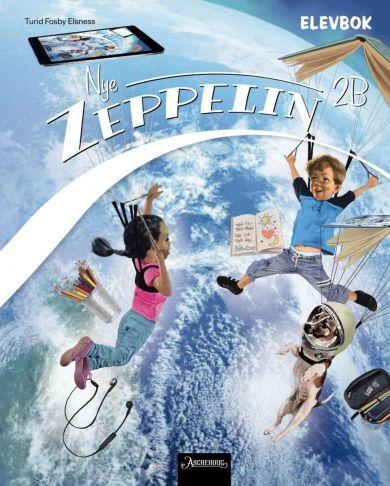 Nye Zeppelin 2B