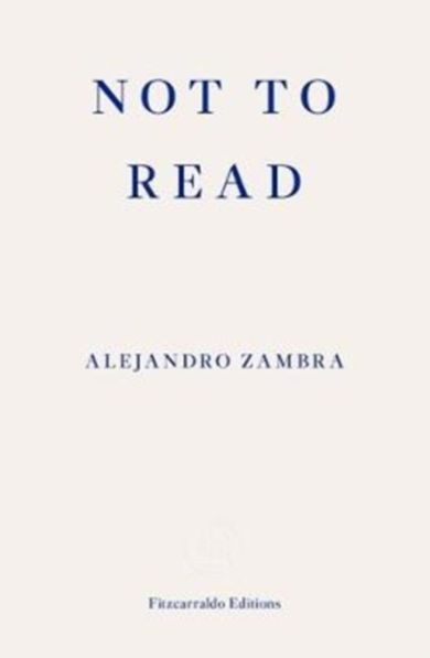 Not to Read