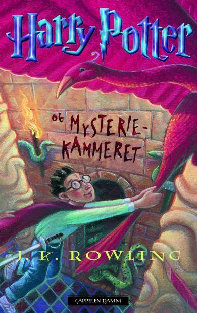 Harry Potter og mysteriekammeret