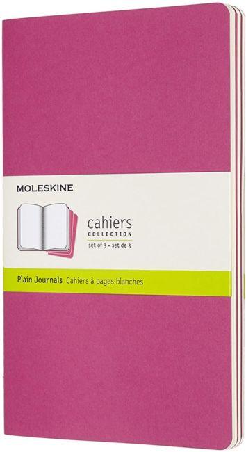 Moleskine Cahier Jrnls L Pln Kin Pink