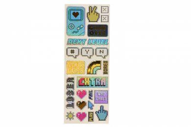Stickers 90S Tech Slim