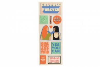 Stickers Gal Pal Slim