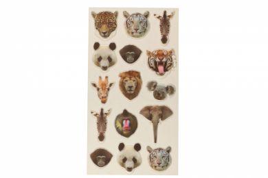 Stickers Safari Wide Pack