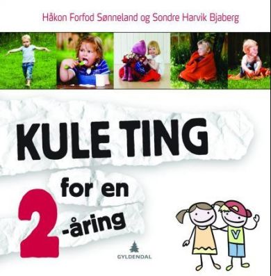 Kule ting for en 2-åring