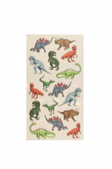 Stickers Dinosaur Wide