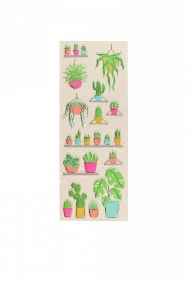 Stickers Cacti Slim