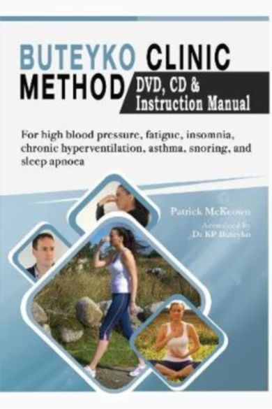 Buteyko Clinic Method (With free instructional CD