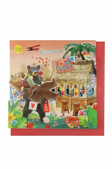 Lydkort PC Val Love Shack Bears