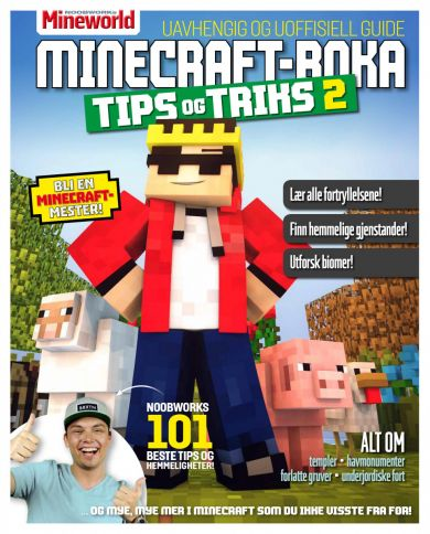 Minecraft-boka vol 4