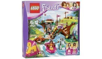 Lego Rafting på ferieleir 41121