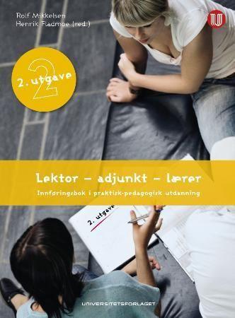 Lektor - adjunkt - lærer