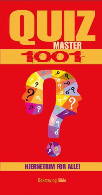 Quiz master 1001