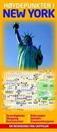 Høydepunkter i New York