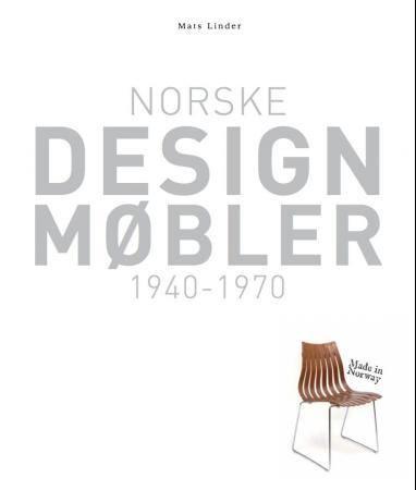 Norske designmøbler 1940-1975