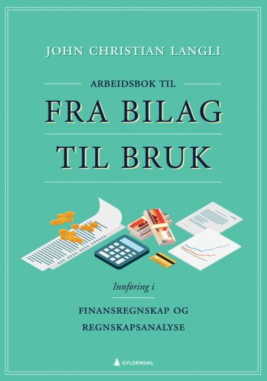 Arbeidsbok til Fra bilag til bruk