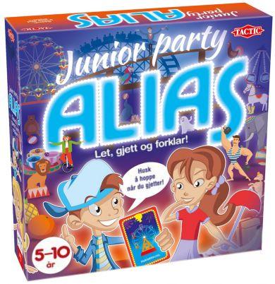 Spill Alias Junior Party