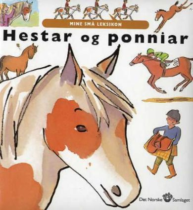 Hestar og ponniar