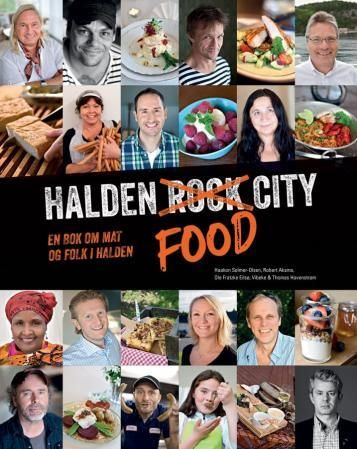 Halden food city