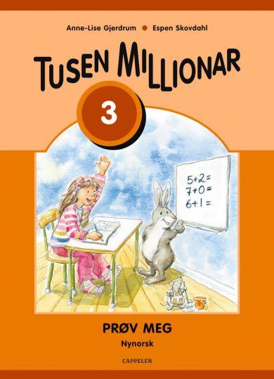 Tusen millionar ny utgåve 3