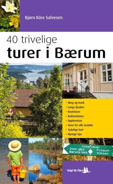 40 trivelige turer i Bærum