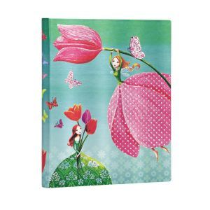 Dot Grid Paperblanks Joyous Springtime