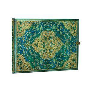 Gjestebok Paperblanks Turquoise Chronicl