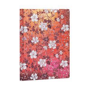 Notatbok Paperblanks Sakura Midi Ulin