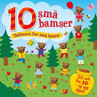 10 små bamser