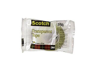 Tape Scotch 550 12mmx33m