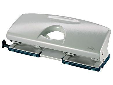 Hullemaskin Leitz 5012 4H 25 ark grå