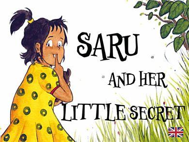 Saru and her little secret