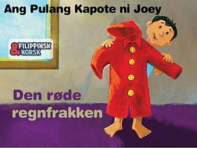 Den røde regnfrakken Filippinsk-norsk