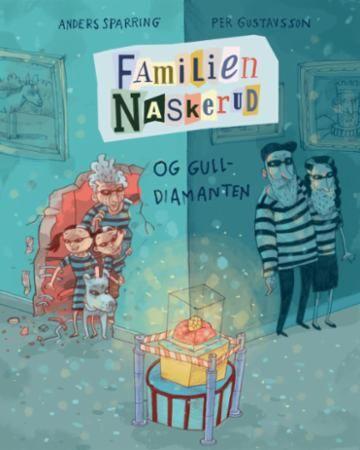 Familien Naskerud & gulldiamanten