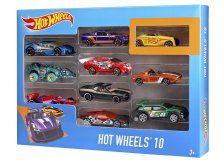 Leke Hot Wheels Basic Bil 10Pk