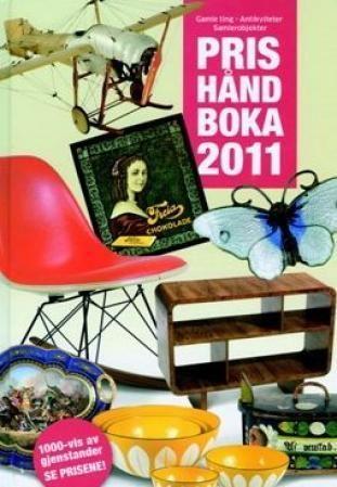Prishåndboka 2011