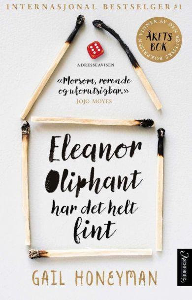 Eleanor Oliphant har det helt fint