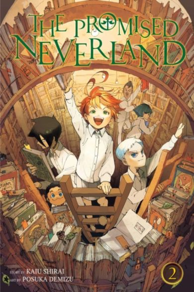 The Promised Neverland, Vol. 2