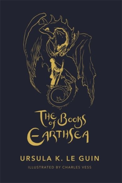 The Books of Earthsea: The Complete Illustrated Ed