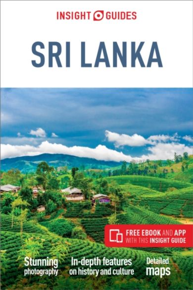 Insight Guides Sri Lanka (Travel Guide with Free eBook)